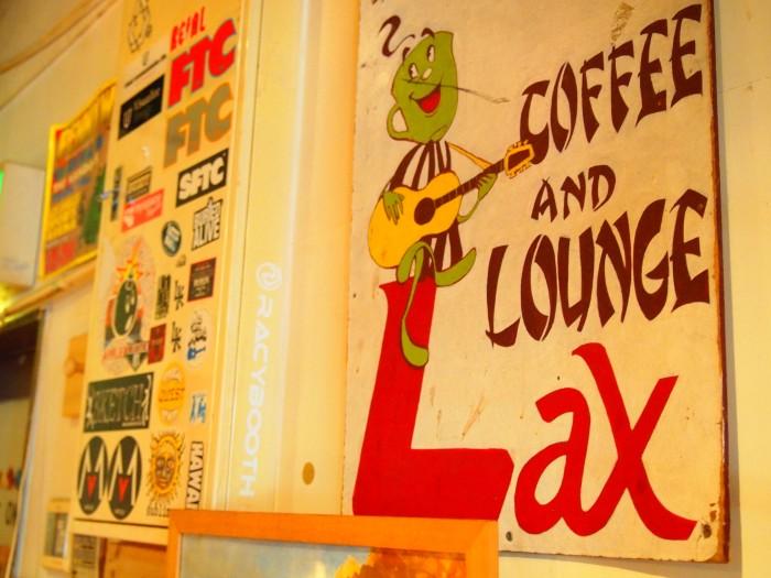cafe LAX>