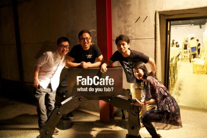 FabCafe taipei1