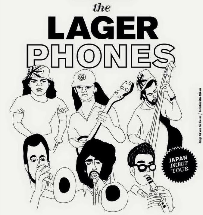 "The Lagarphones"""