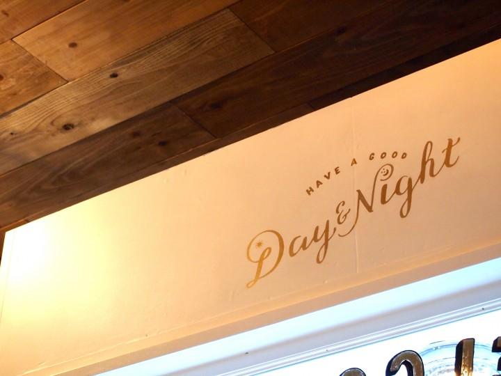 DAY & NIGHT