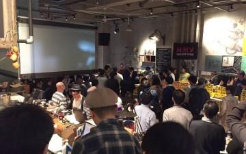 レコードを五感で楽しむ「record people meeting 2016 SPRING」がWGTにて開催!