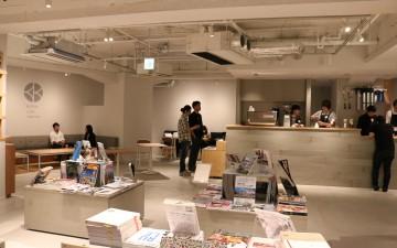 「つくる人を応援する」がコンセプトのカフェスペース併設の新刊書店がOPEN!!