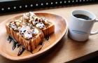 プリンセサ ワイニーナチュラル&チョコバナナトースト