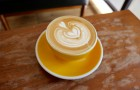ラテ&ドリップコーヒー@ AND COFFEE ROASTERS