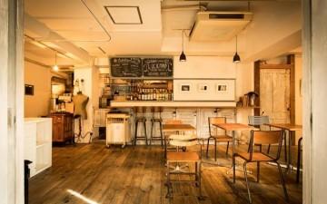 奥原宿のCAFE Luckand Et cetraが「Gallery Cafe&Bar」としてリニューアルオープン!!