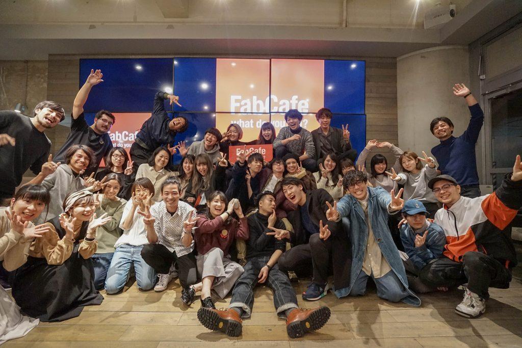 Recruit @ FabCafe Tokyo by CAFEmagazine